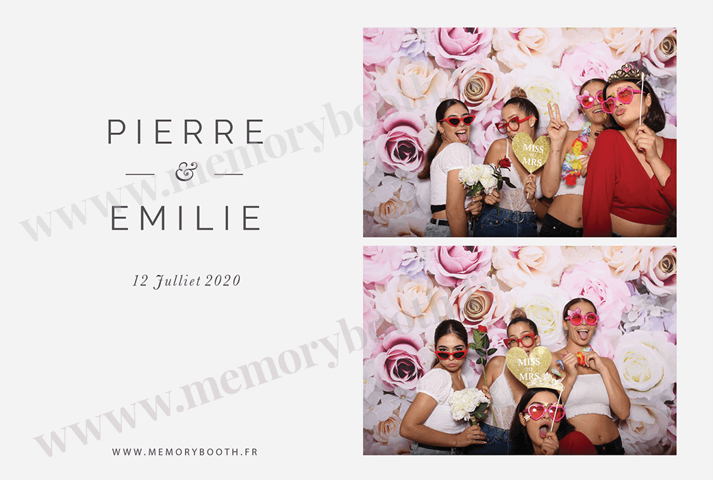 memory booth location photo booth exemple