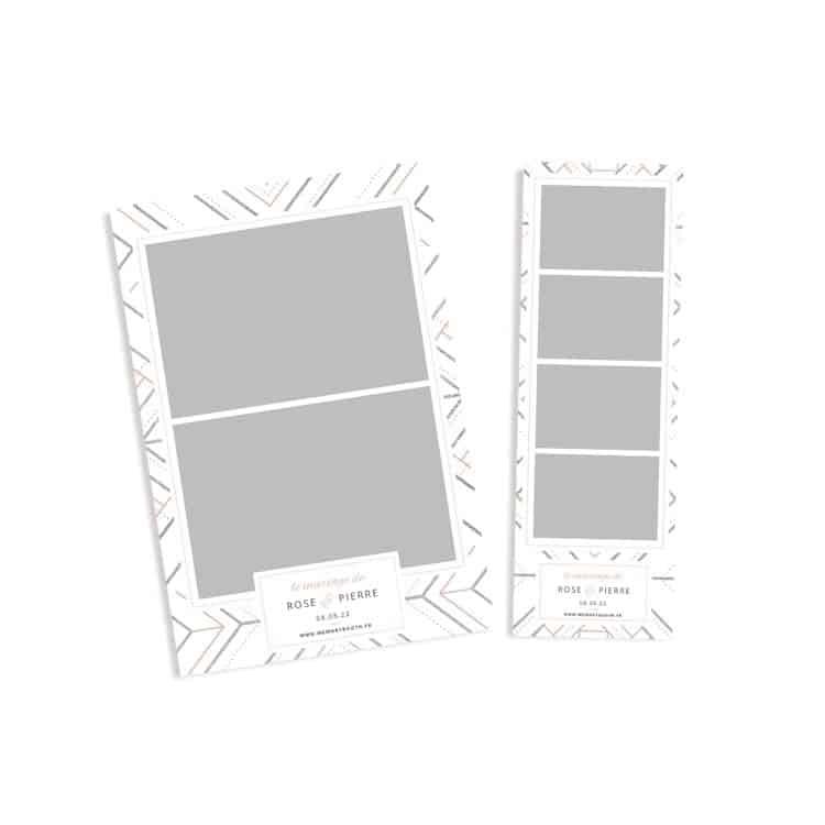 geometrique cadre photo